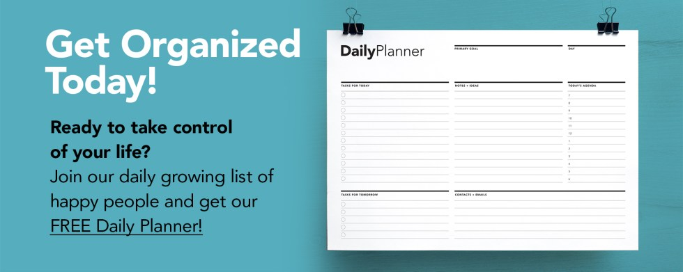 Free Planner Download | Rumble Design Store
