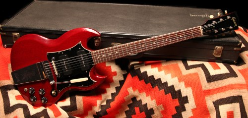 small resolution of 1969 gibson sg special