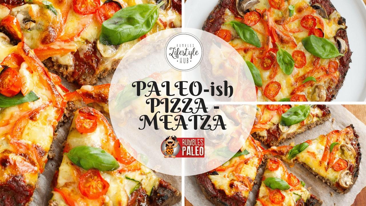 paleo pizza rumbles paleo healthy eating healthy recipes