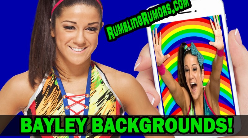 WWE Superstar Bayley HD Backgrounds!