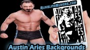 Austin Aries HD Backgrounds