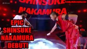 Watch Shinsuke Nakamura Epic Debut on Smackdown & Also Here What He Has To Say!