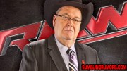 Jim Ross Signs New WWE Deal, Set To Call Wrestlemania 33?
