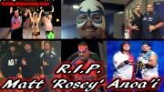 """Former WWE Superstar Matt """"Rosey"""" Anoa'i Passes Away."""