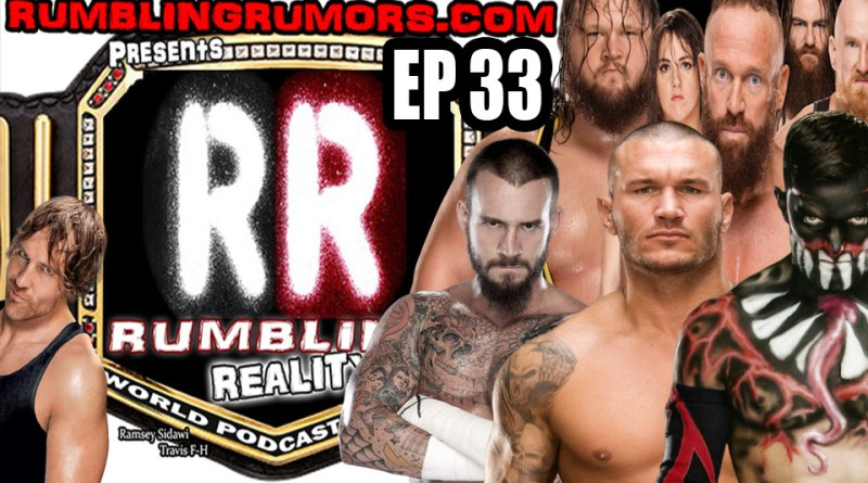 Randy Orton Pissing off Indie Wrestlers, Fans & CM Punk, Finn Balor's Future, NXT Debate & more!