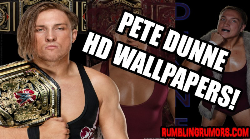 Pete Dunne HD Wallpaper!