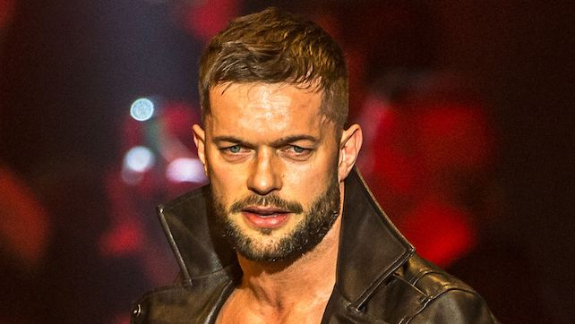 Finn Balor Injury Reported.