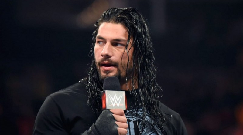 Roman Reigns Comments on Ric Flair's health problems