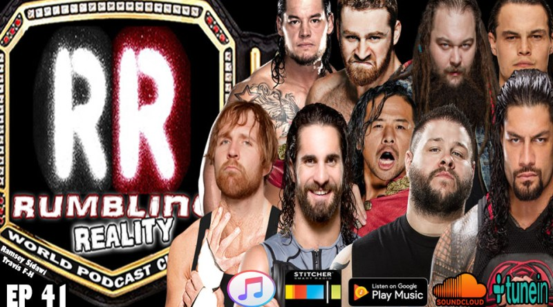 Crazy SummerSlam Predictions, The Shield, Sami Zayn Being Used as Jobber and More!