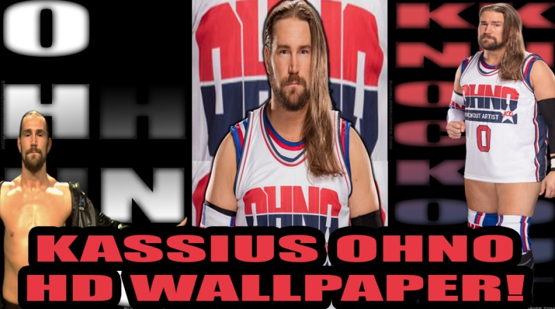 KASSIUS OHNO HD WALLPAPER!