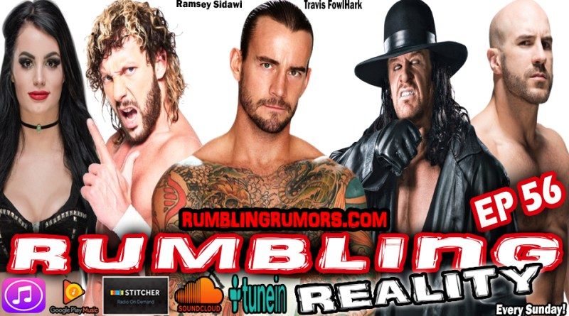 CM Punk Returning & Facing Kenny Omega, Paige Career Ending Injury and More!