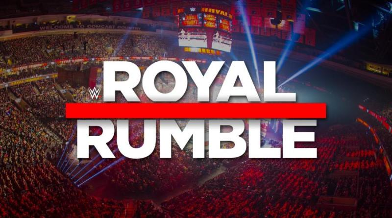 New Match Added to WWE Royal Rumble 2018; Updated Card for the PPV.