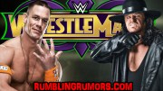 Cena vs. Undertaker: Is it the Right Move?