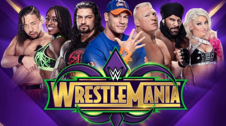 Updated Wrestlemania 34 Card & 3 Rumored Matches: March 21st, 2018.