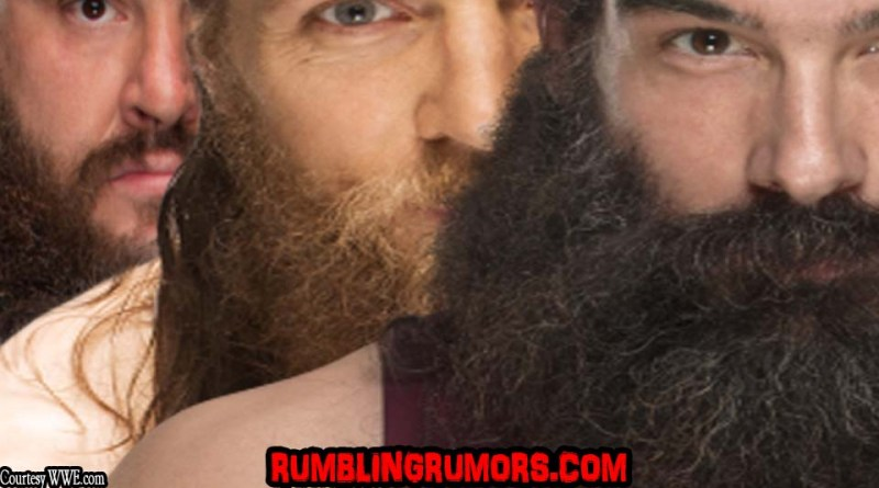 WTF Is Up With The Beards In WWE?