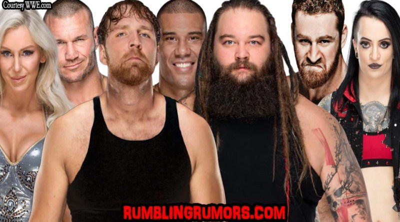 The Injured List Of WWE Superstars Is GROWING!