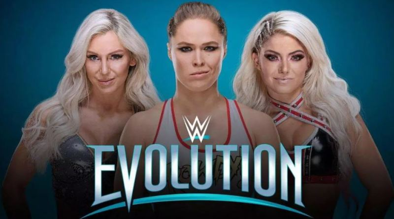 "Will The All-Women WWE PPV ""EVOLUTION"" Deliver?"