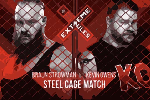 EXTREME RULES UPDATED CARD