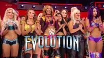 WOMENS EVOLUTION WWE