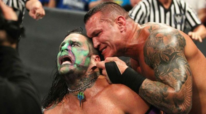 Randy Orton is a Heel-Face