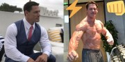 WWE's John Cena Shows His New Look and Body (Video).