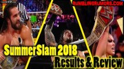 SummerSlam 2018 Results & Review