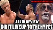 All IN Review: Did It Live Up To The Hype?