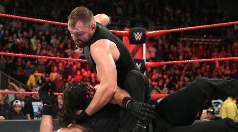 Dean Ambrose Destroys Seth Rollins! WWE Superstar dean ambrose turns heel on seth rollins on monday night Raw. The Shield is now gone.