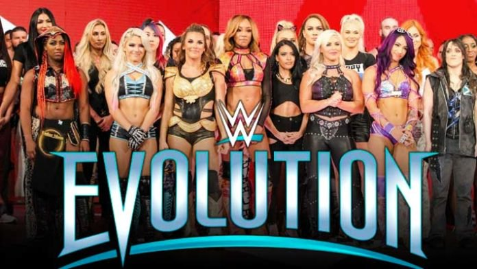 One Thing The WWE Evolution PPV Overlooked