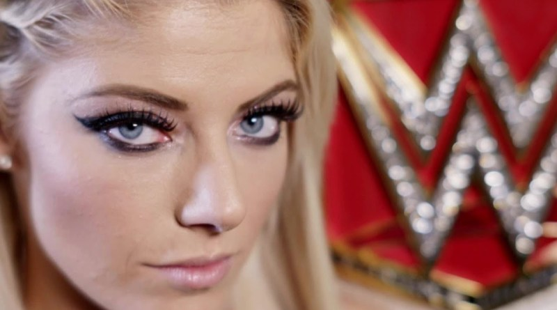 Alexa Bliss OUT of Evolution PPV. WWE Superstar Alexa Bliss is injured and reportedly will not be making WWE Evolution. Ronda Rousey injures Alexa Bliss