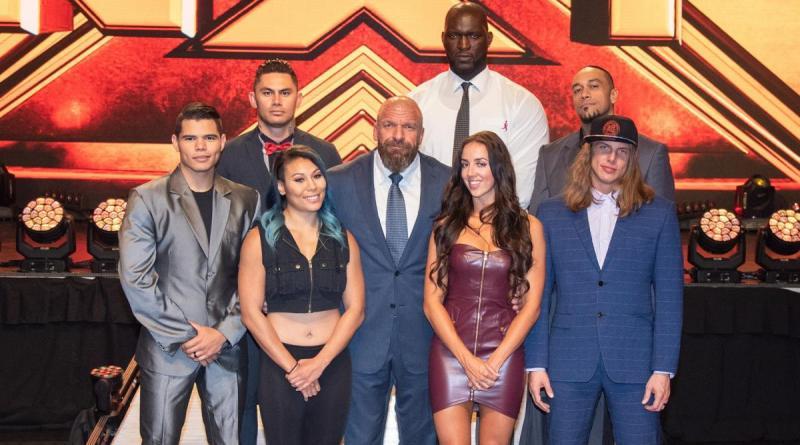 WWE Reveals New Performance Center Class - Matt Riddle, Luis Martinez, Chelsea Green and More!