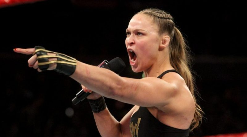 Could Ronda Rousey Leave WWE Sooner Than Later? WWE Superstar and Raw Womens Champion Ronda Rousey leaving WWE in 2019 or 2018.