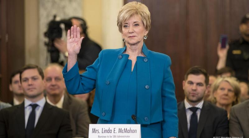 Did Crown Jewel Promote Linda McMahon?