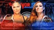 Survivor Series: Lynch V Rousey