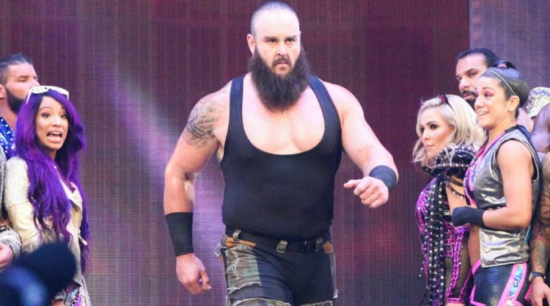 Just Let Braun Strowman Hold RAW Hostage