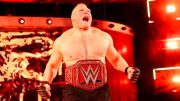 Brock Lesnar Reportedly Has Backstage Heat.