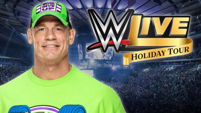 John Cena's Teaming Up With Finn Balor and More Announced For MSG Show