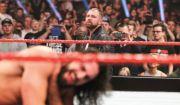 Ambrose V Rollins for TLC ?