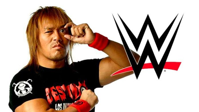 Naito says NO to the WWE