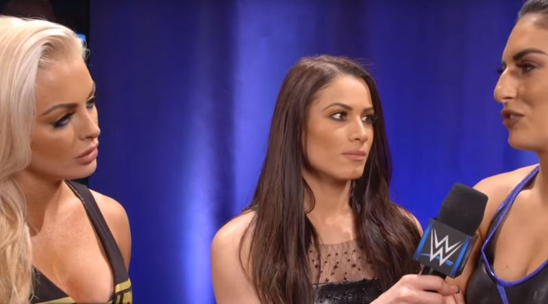 Sonya Deville Can't Trust Mandy Rose (Video)