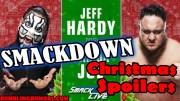 SmackDown Christmas Spoilers.