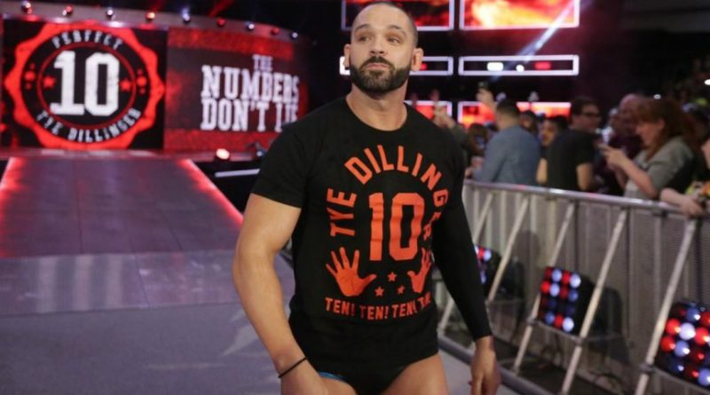 Tye Dillinger Calls Out Nia Jax After #WeHereToo Post Goes Viral. WWE Superstar Tye Dillinger gives Nia Jax a piece of his mind after recent social media