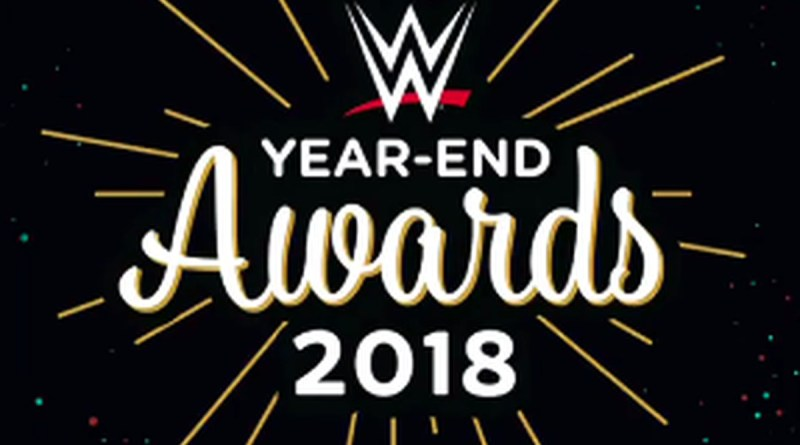Winners of The WWE 2018 Year-End Award Are In! WWE 2018 AWARDS. Complete results of the WWE 2018 awards. WWE RAW SDLIVE NXT AWARDS