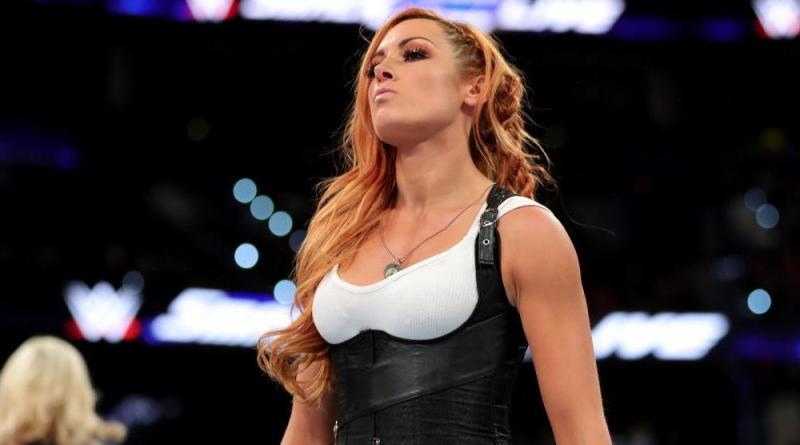 Becky Lynch Responds To Being Named Wrestler of The Year.