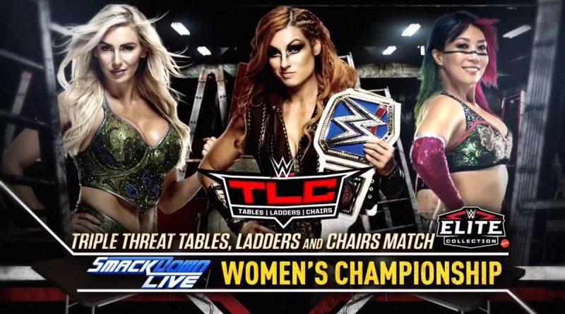 Why Asuka Should Win At TLC.