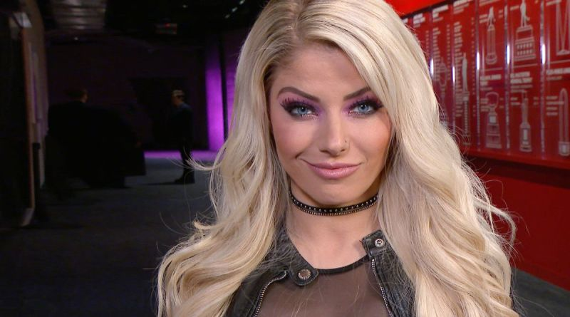 Alexa Bliss Wants You To Help Her Name Her New Move (Video)