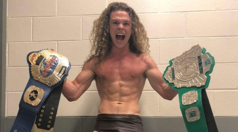 AEW Signs Jungle Boy!