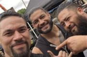 Roman Reigns Recent Photo With Former WBO Champion.