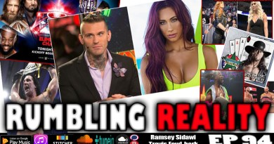 Corey Graves & Carmella Update, Kofi's Time, Elimination Chamber & This Week In Wrestling.