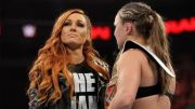 Becky Lynch's Injury NOT Real.